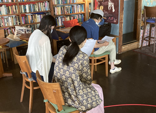September 2020 下北沢 Workshop - don't think