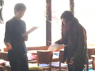 November 12 下北沢 Workshop - Pause