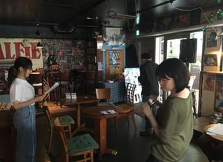 July 14 下北沢 Workshop - People/Objects