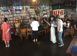 July 9 下北沢 Workshop - Getting There