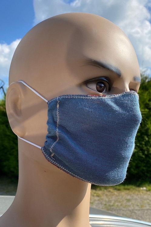 SALG :) 4 lags munnbind i merinoull, Nå med mulighet for nesebøyle