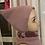 Thumbnail: Gavesett; Baby/småbarnslue + hals i merinoull, inkl Julekule m/tekst