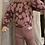 """Thumbnail: Gavesett med body/genser og bukse i """"dobbel"""" merinoull + julekule m/navn"""