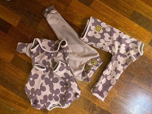 Genser / body /bukse i dobbeltriket merinoull