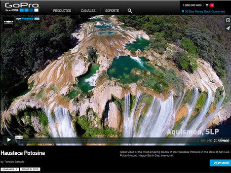 Huasteca Potosina video del día GoPro