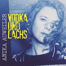 Vodka und Lachs