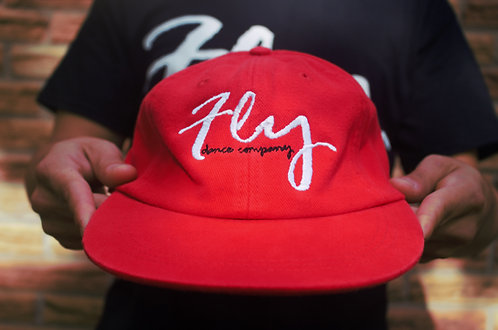 RED FLY CAP
