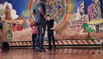 Navarro Middle School Educational Show