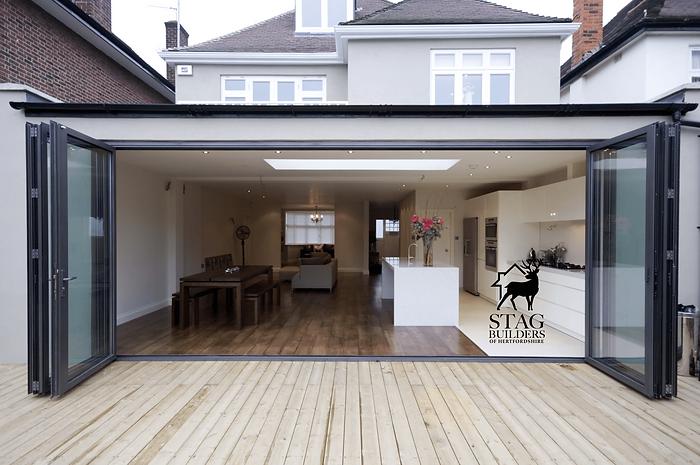 Property Extensions In Radlett
