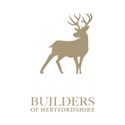 STAG BUILDERS OF HERTFORDSHIRE HEADER LOGO