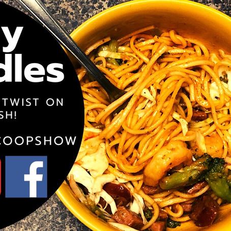 Fancy Noodles