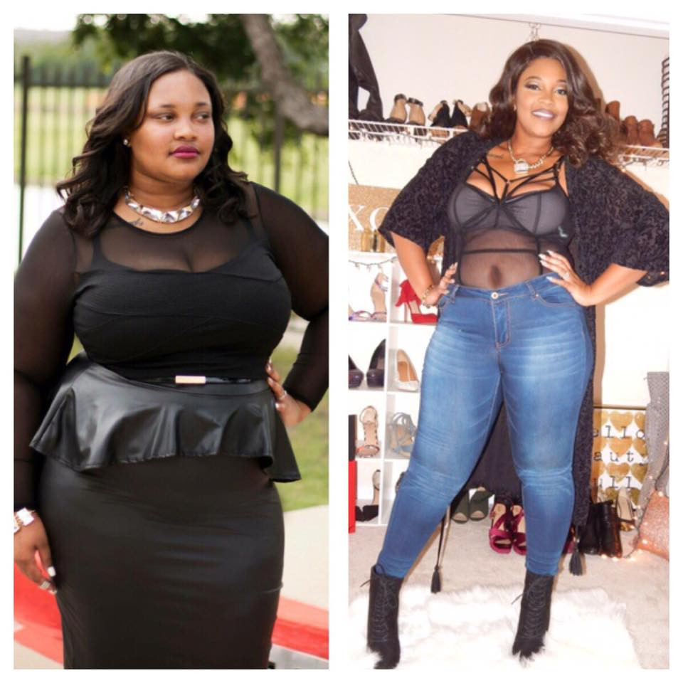black woman weight loss beautiffullyme