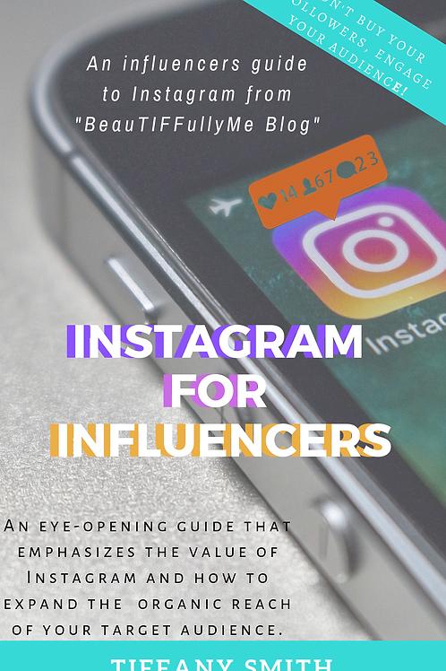 Instagram For Success Ebook