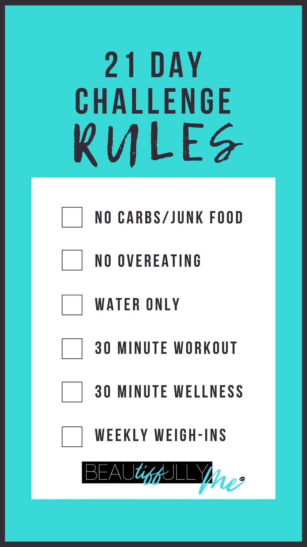 Fitness Challenge for Plus Size Women