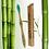 Thumbnail: Escova Infantil de Bambu - Verde