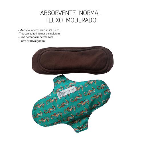 Absorvente normal - Cavalo Marinho
