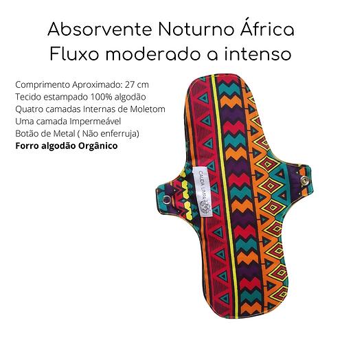 Absorvente Noturno -África