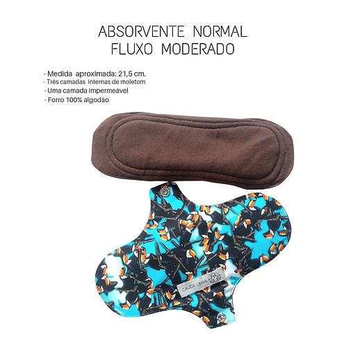Absorvente normal - Tucanos