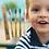 Thumbnail: Escova de Bambu Kids