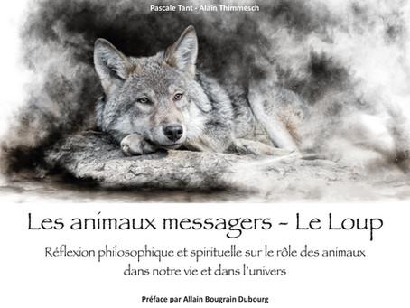 Les animaux messager : le loup