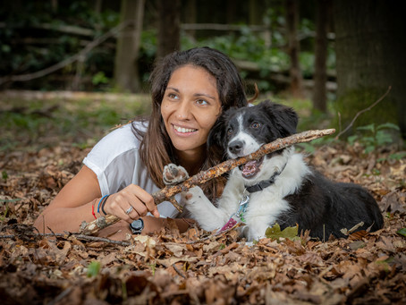 04/04 : Séances photos portraits chien-humain à Wavre
