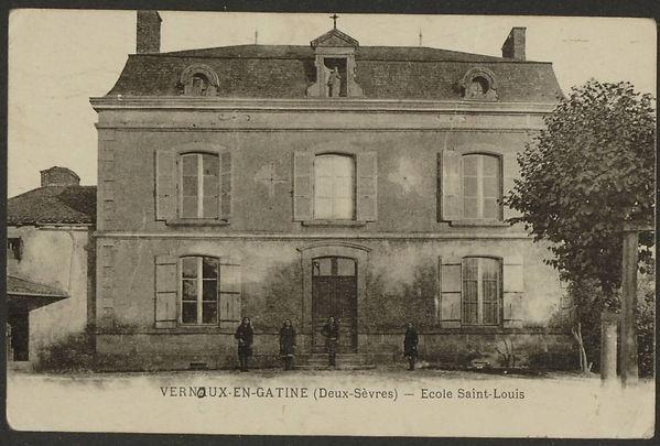 Ecole Saint-Louis 1939