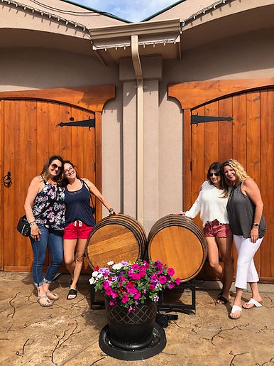 Silver Sage Winery on girl's wine tour