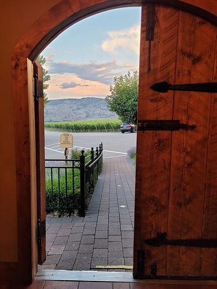 Hester Creek Winery, courtesy of Liana R.