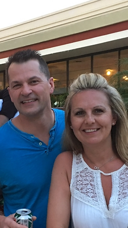 Rod and Romana Van Lissum