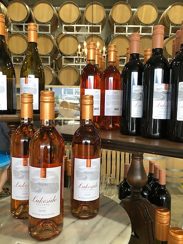 Lakeside Cellars Winery in Osoyoos, BC