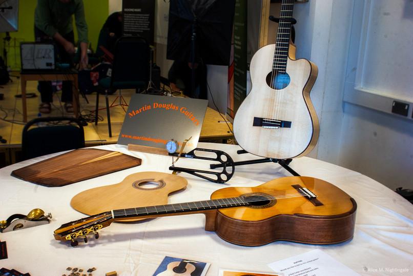 Martin Douglas Guitars