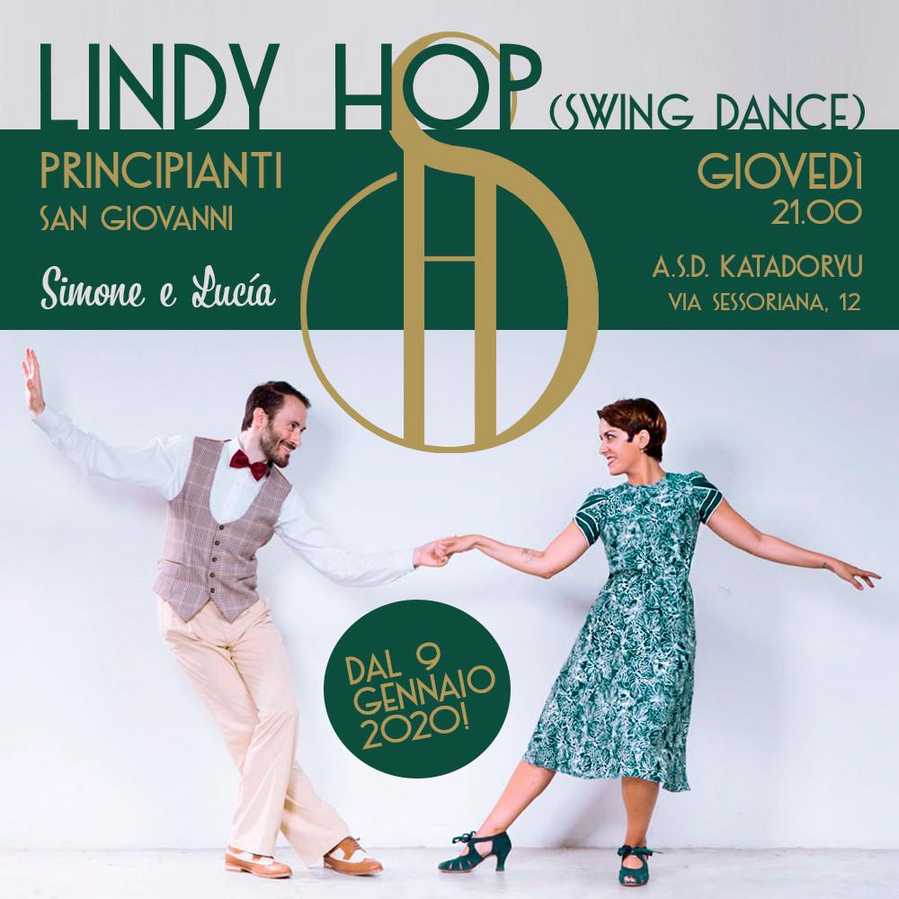 Lindy Hop Principianti San Giovanni