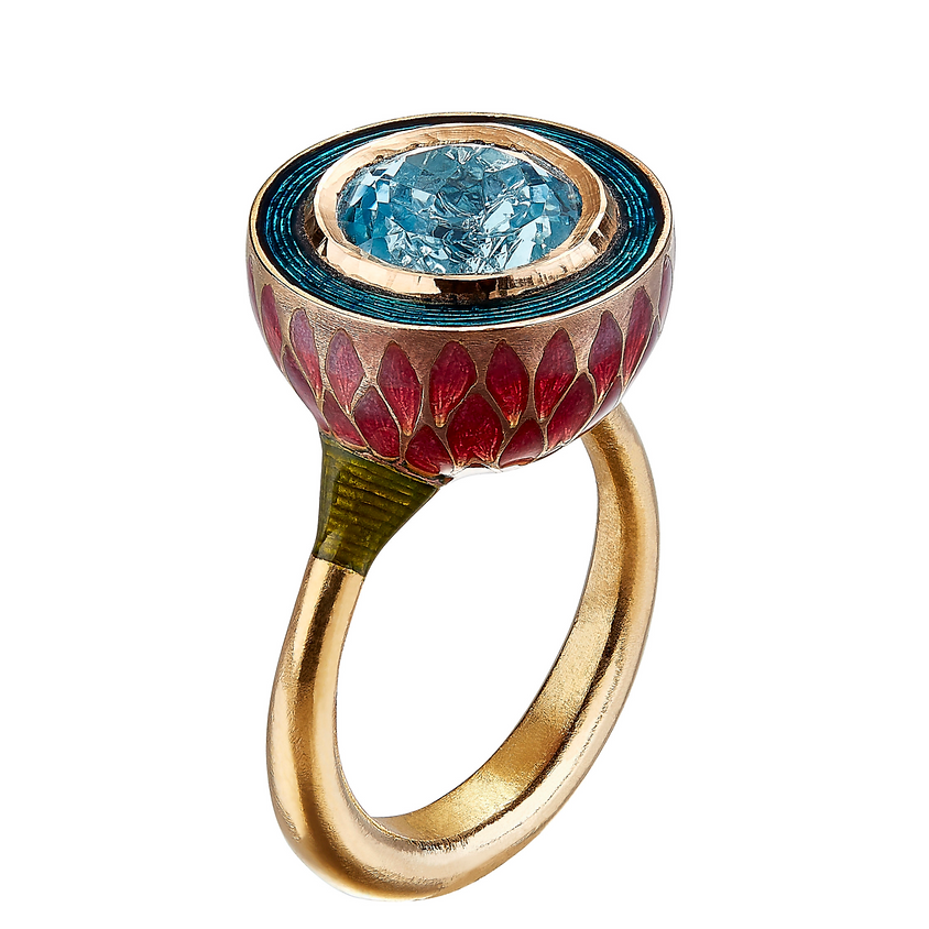 AFFINIS: Agathe Lazaro curated Jewellery