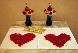 Special guest bouquet