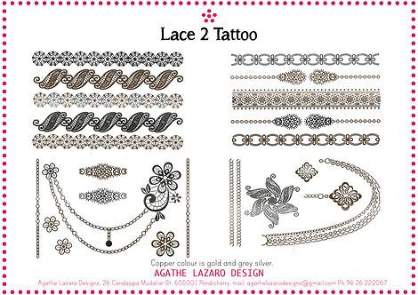Lace 2 Tattoo