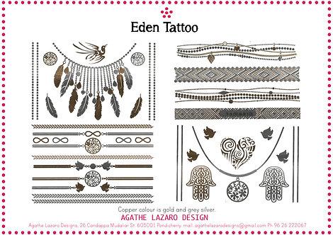 Eden Gold Tattoos