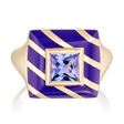 Candy Lacquer Signet Ring    5,535AU$