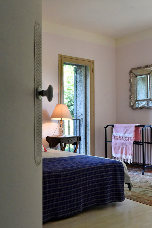 Le Mas Méjean - St Rémy de Provence - Master Bedroom