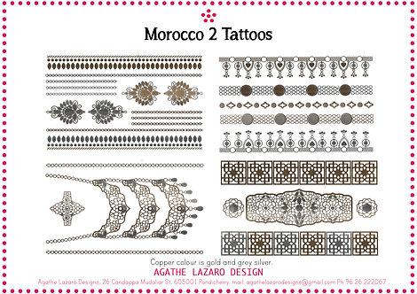 Morocco Tattoo