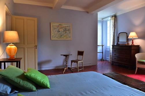 Le Mas Méjean - St Rémy de Provence - Mauve Bedroom, familly size