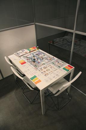 ArtisMe, The Game of Contemporary Art : Life and Creation (Version Française).