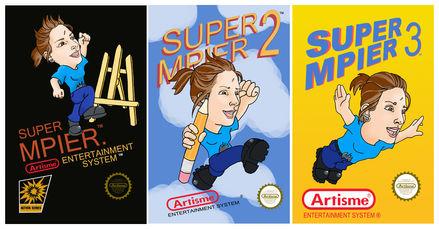 Super MPier I II et III