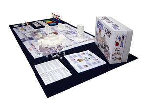 ArtisMe, The Game of Contemporary Art, Institutional Version (Version Française).