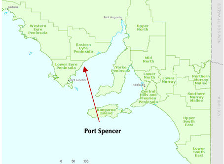 Peninsula Ports secures AUS$8.3 million seed investment for Port Spencer grain export terminal