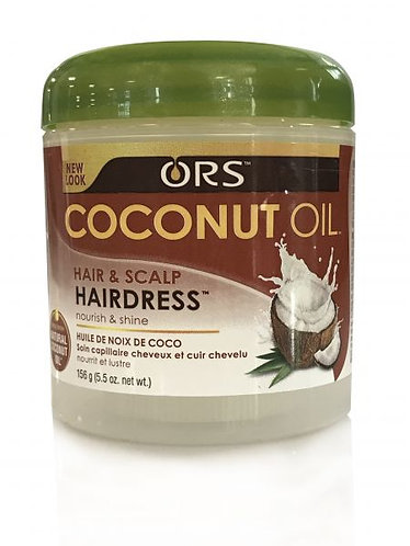 ORS Coconut Oil Hair and Scalp Hairdress