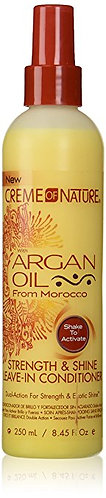 Argan Oil Strength & Shine Leave-in Conditioner