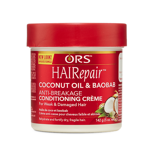 HAIRepair Coconut Oil and Baobab Anti-Breakage Conditioning Creme