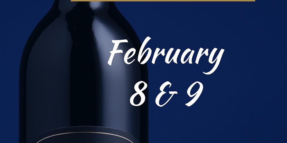 Wine Release (February 8 & 9)