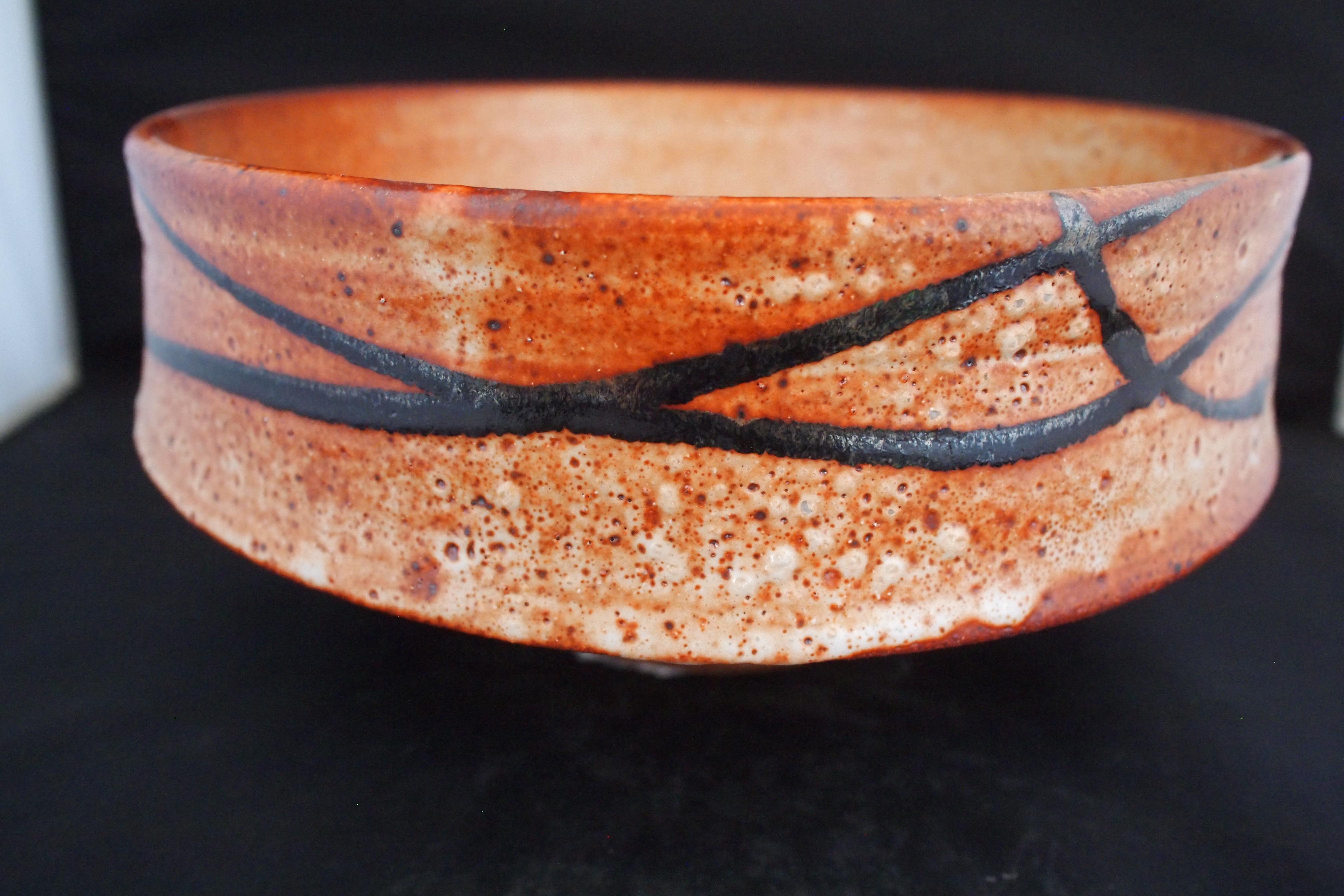 drop rim bowl