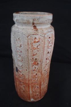 warren cut side vase